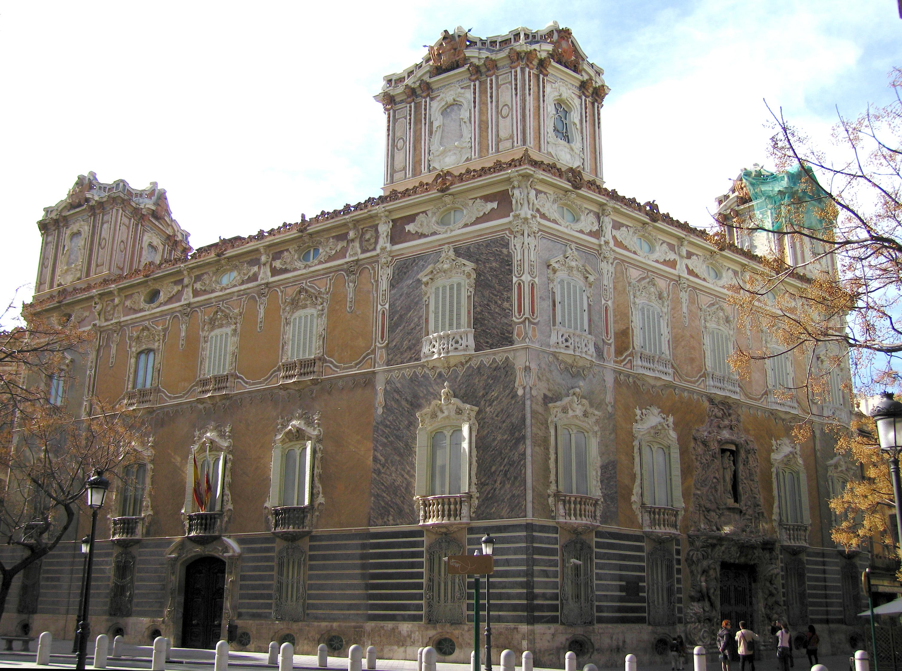 Uno degli edifici nobiliari più importanti della storia della città di valencia. Gonzalez Marti National Museum Of Ceramics And Decorative Arts Wikipedia