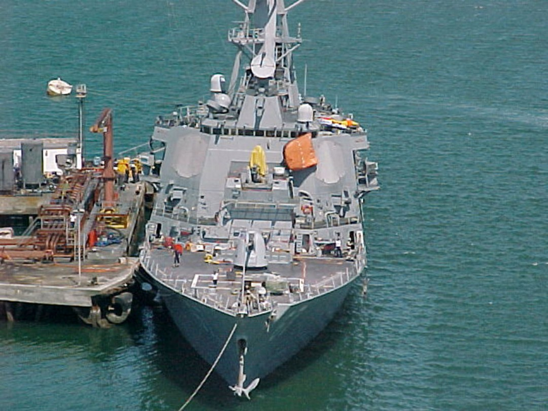 Destructor USS Cole (DDG-67)
