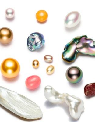 Various pearls