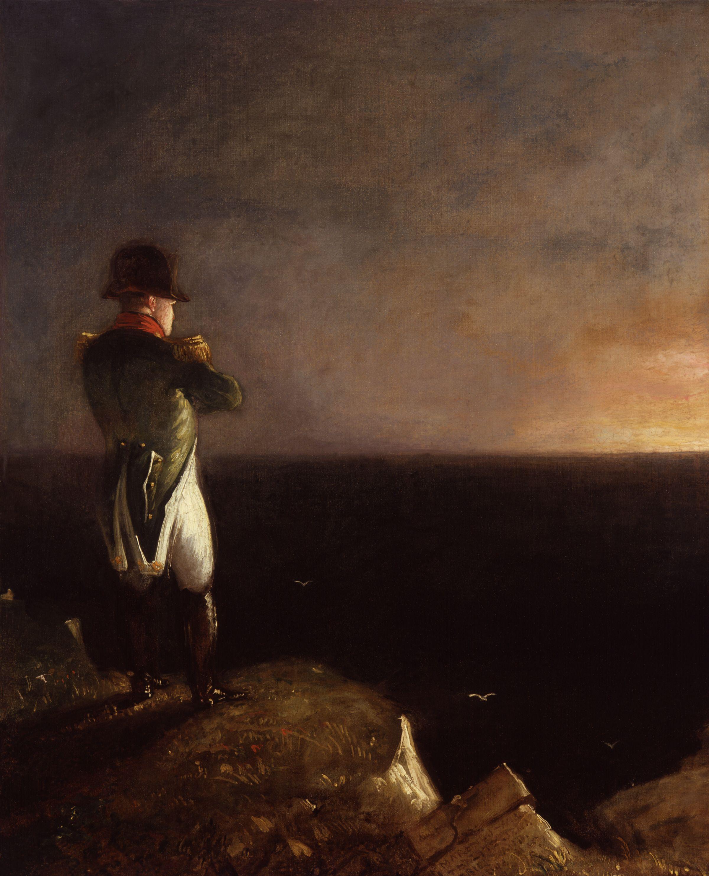 Limage de Napoléon était-elle prisonnière du Musée ? Est-elle plus libre sur Wikipédia ?