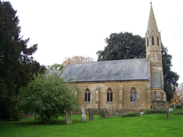 St. Peter, Stretton-on-Fosse