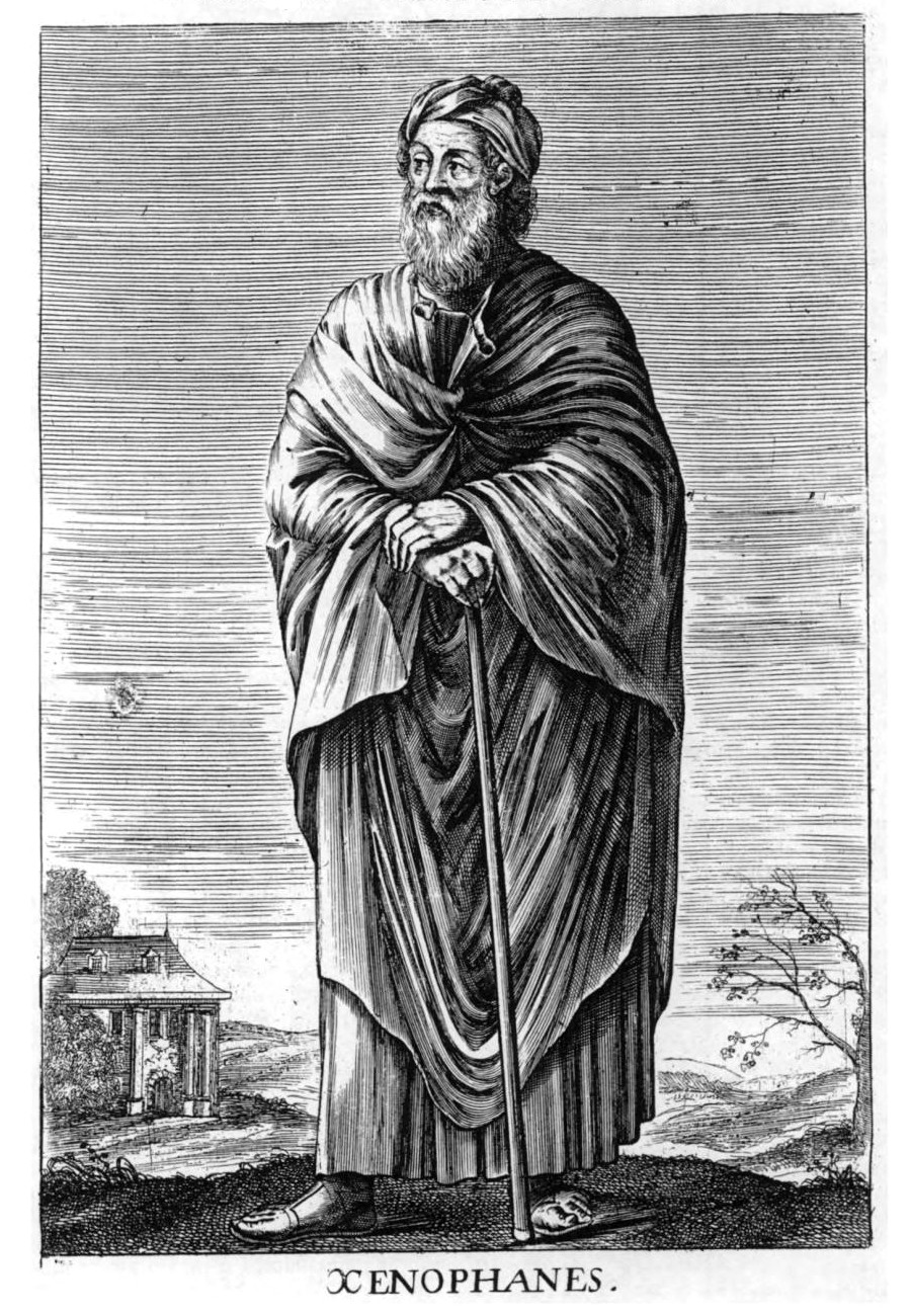 Xenophanes.