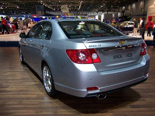 File:Chevrolet Epica (rear) - Flickr - Alan D.jpg