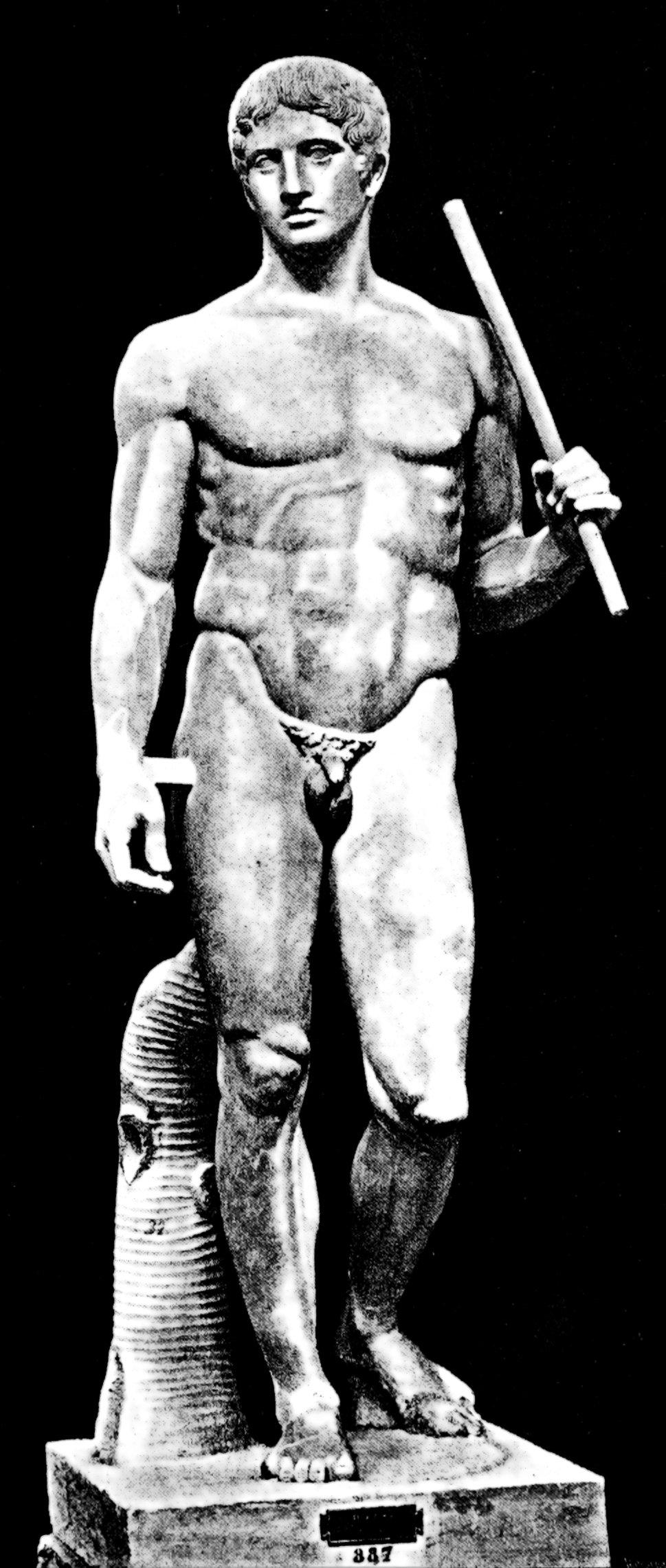Poliklet - Doryforos
