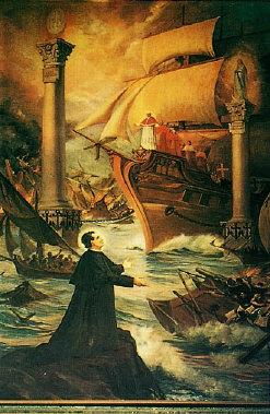 The dreams of Saint John Bosco