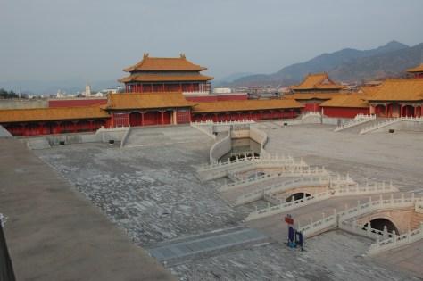 Cité interdite Hengdian