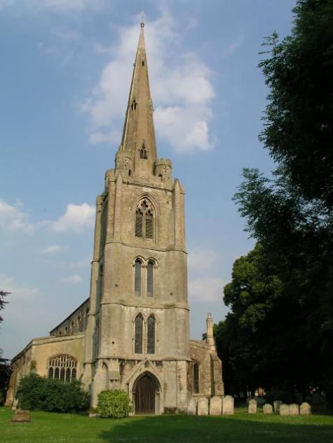 File:Leverington church - geograph.org.uk - 2568.jpg - Wikimedia