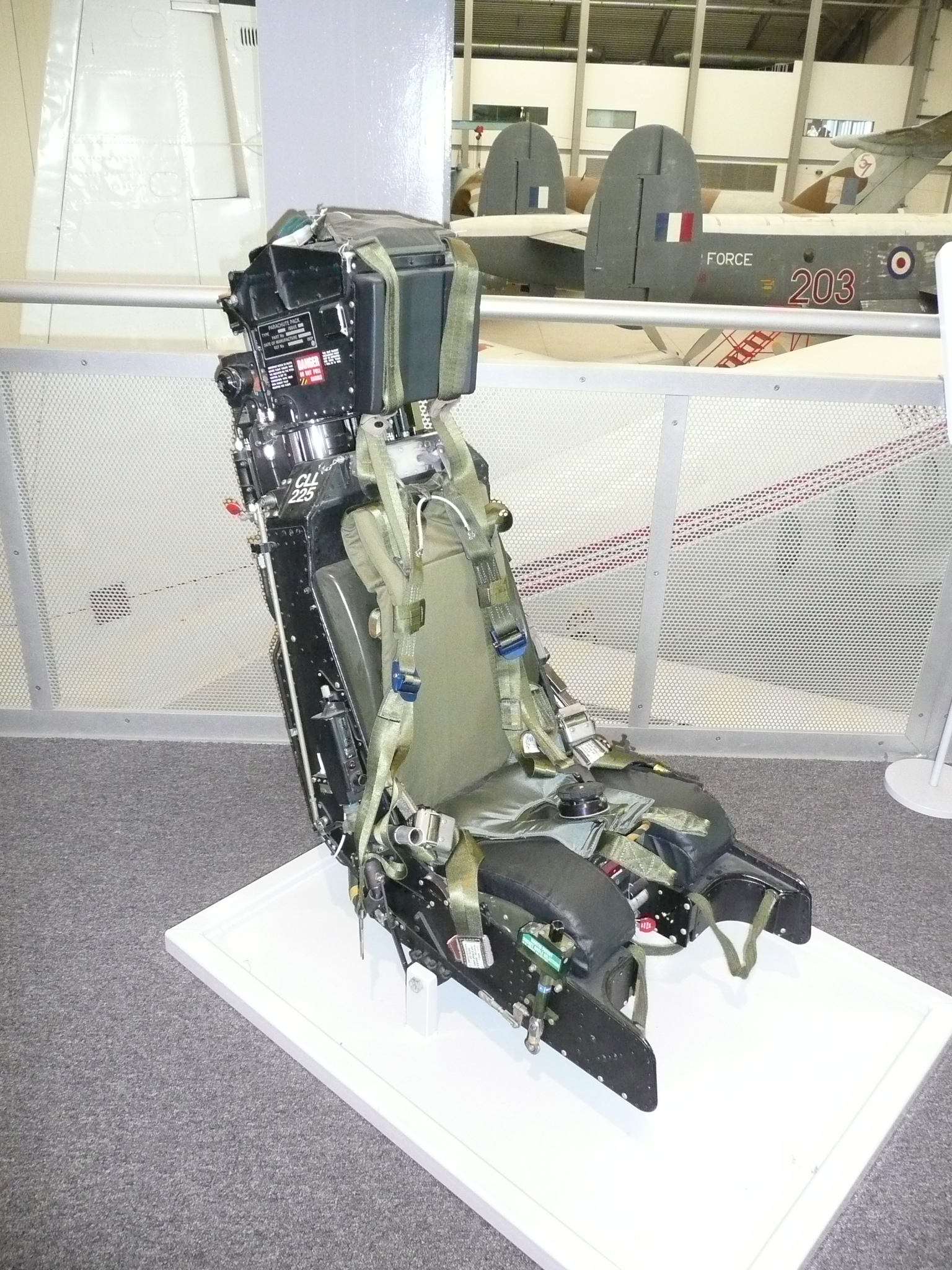 Martin Baker Ejection Seats