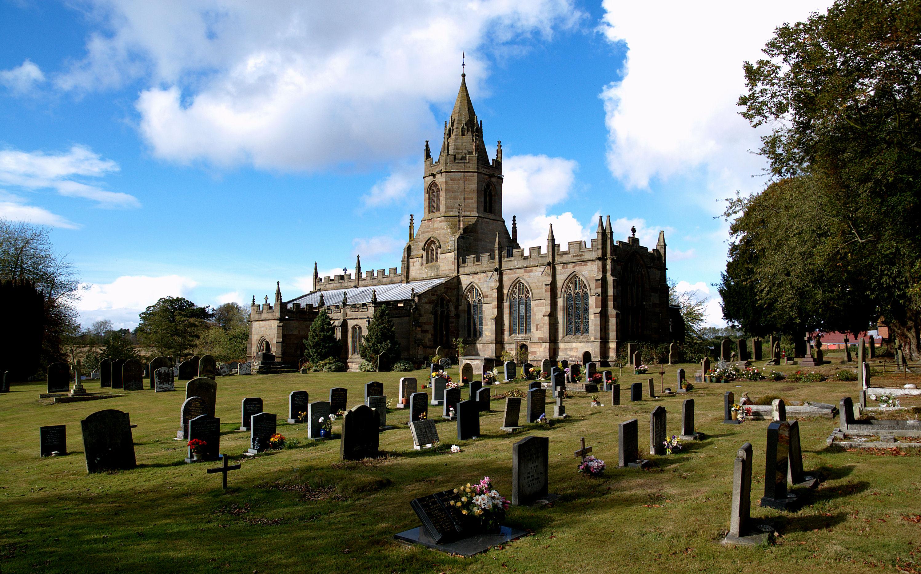 File:Tong, Shropshire, St. Bartholomew's church.jpg - Wikimedia
