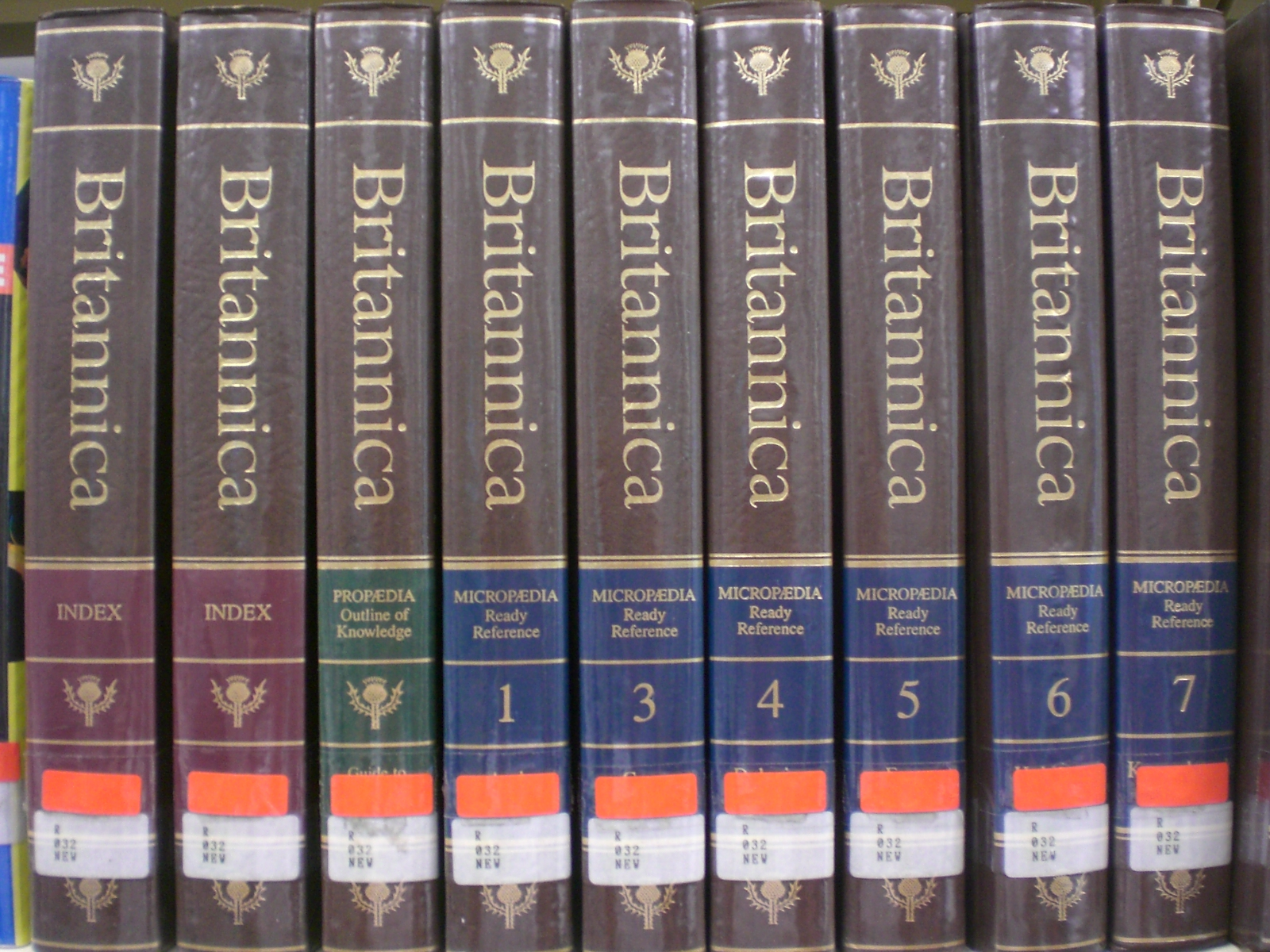 Opinions On Encyclop Dia Britannica