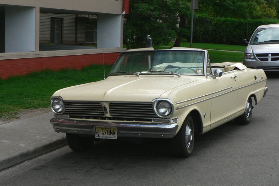 1960 chevrolet cars » File 1963 Acadian Beaumont convertible jpg   Wikimedia Commons File 1963 Acadian Beaumont convertible jpg