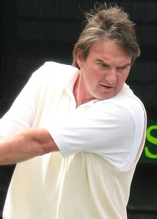 Jimmy Connors, Miami, Florida 2007