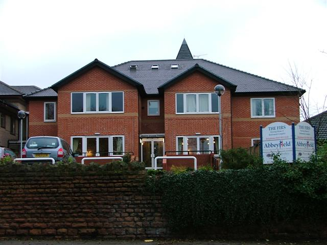 The Firs Home for the Elderly - geograph.org.uk - 87837