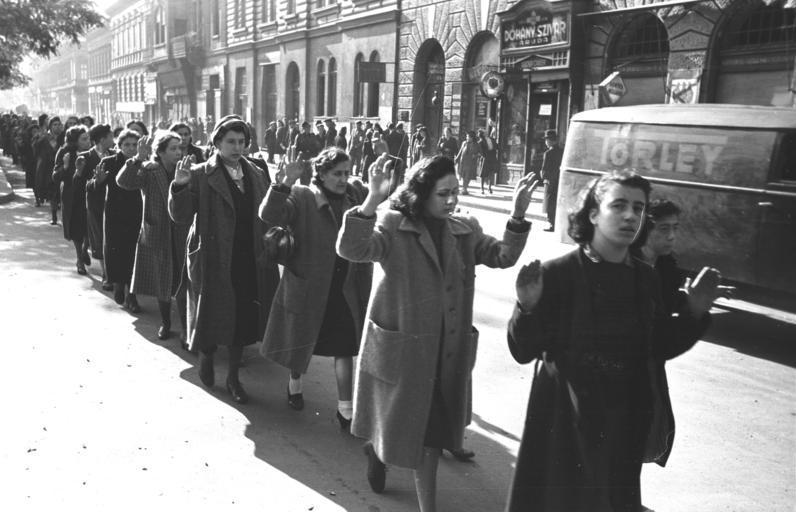 נשים יהודיות בהונגריה