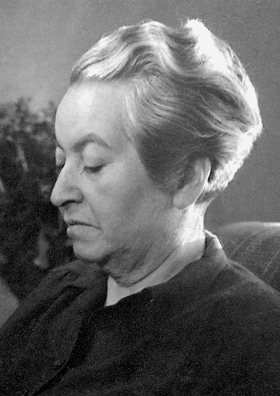 English: Gabriela Mistral, Nobel laureate in L...