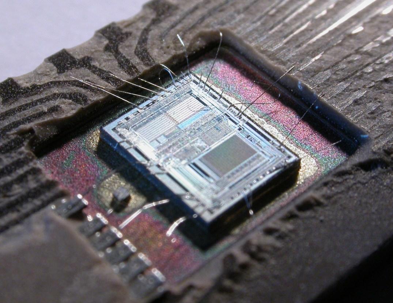 Circuito Integrado Intel