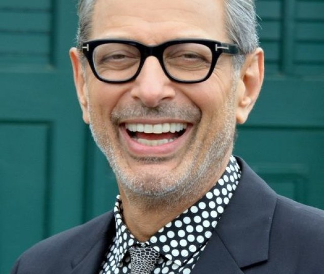 Goldblum In  At The Deauville American Film Festival