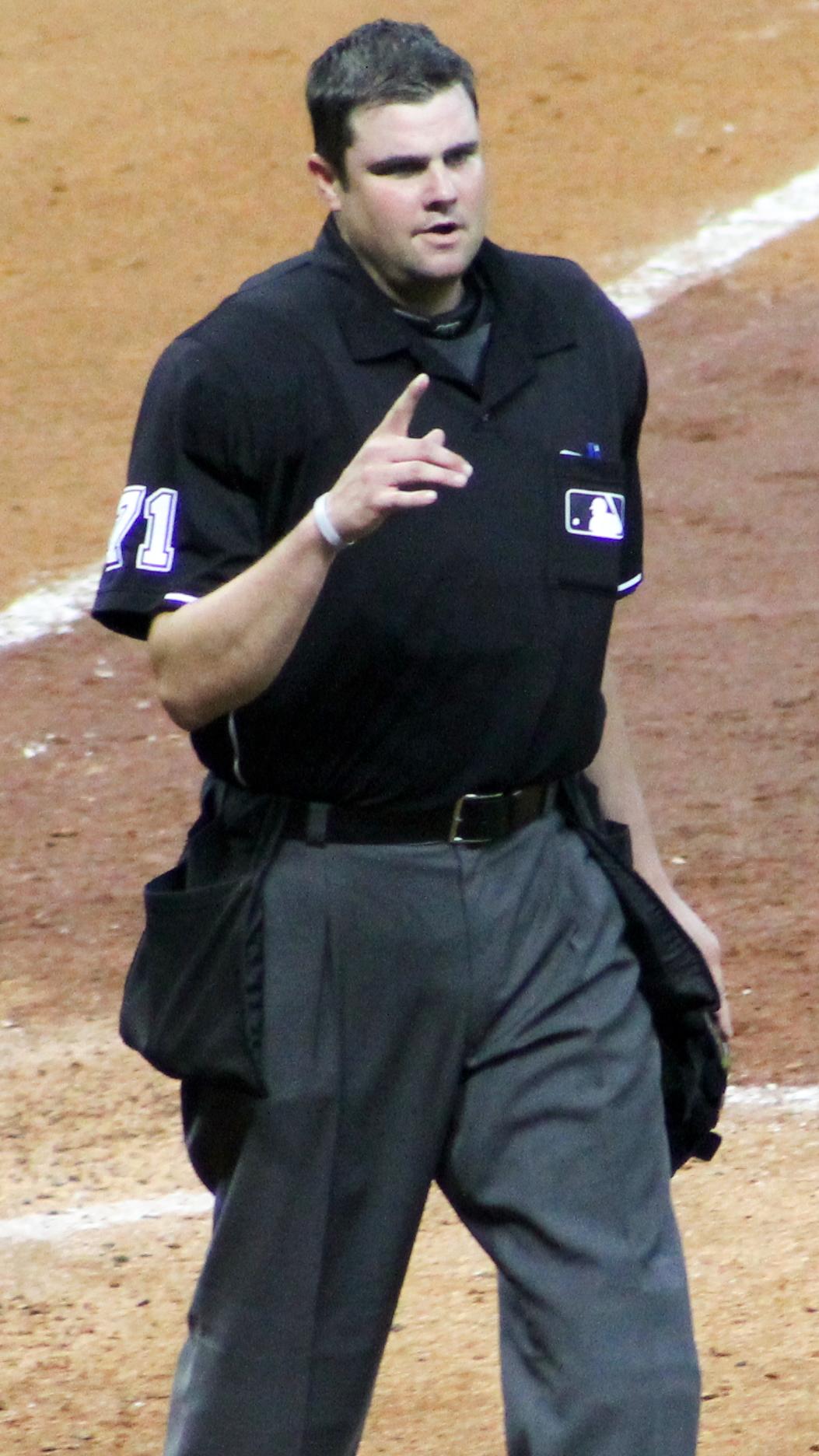 Jordan Baker Umpire Wikipedia