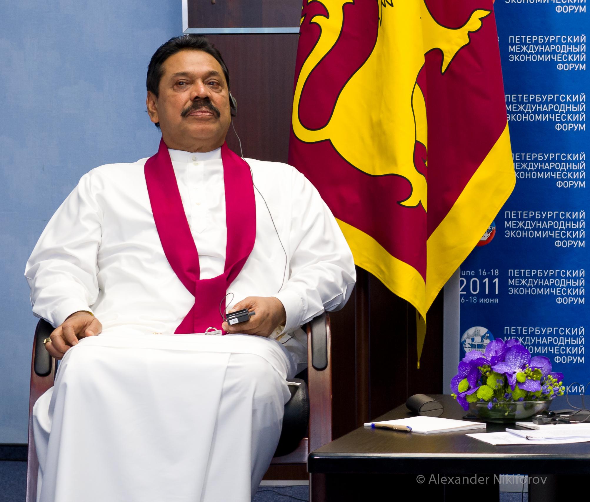 Rajapaskhe, Killer of The Tamils