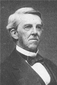 Deutsch: Oliver Wendell Holmes (1809–1894), am...