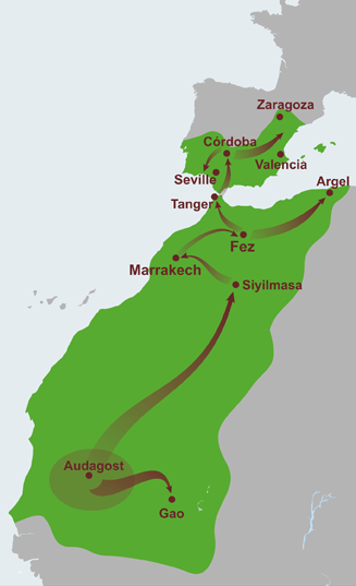 File:Almoravid Empire.png