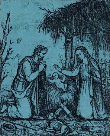 Nativity, by Roberto Dughetti