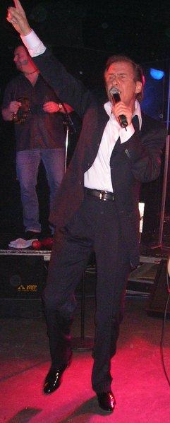Michael Holm in Köln in 2004. Foto: degaaf