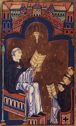 pričevalec Hugo Svetoviktorski - teolog in mistik