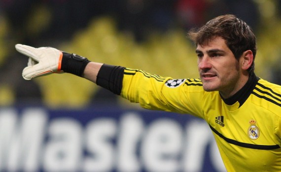 Reina : Trofi Ballon d'Or Seharusnya Untuk Casillas
