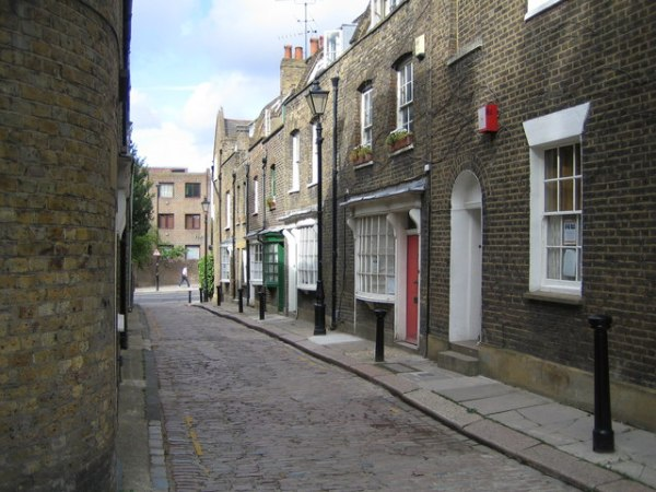 Little Green Street - Wikipedia