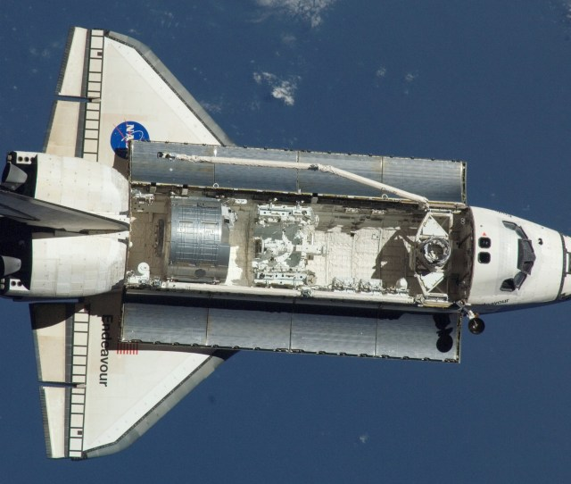 Space Shuttle Endeavour Wikipedia