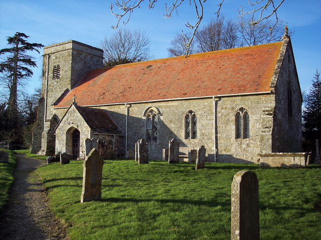 St Editha, Baverstock