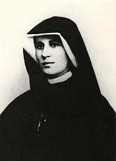 Polski: Fotografia św. Faustyny Kowalskiej