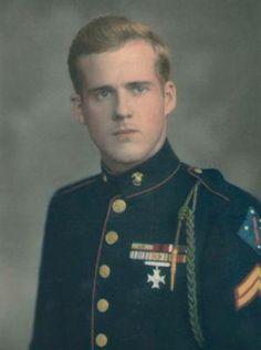 English: Corporal Eugene B. Sledge