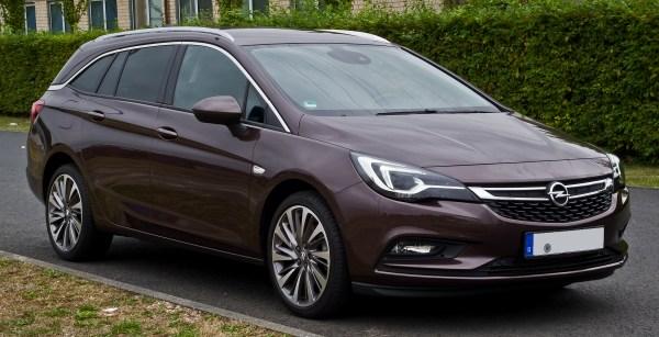 File:Opel Astra Sports Tourer 1.6 BiTurbo CDTI ecoFLEX ...