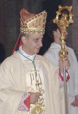 """""""Non rompere le palle, fratello"""". La bestemmia teologica di Monsignor Fisichella"""