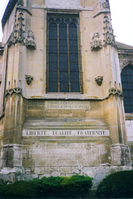 Templo de la Razón - Wikipedia, la enciclopedia libre