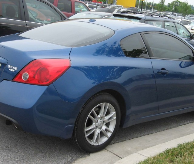 File2008 Nissan Altima Coupe Rear Jpg