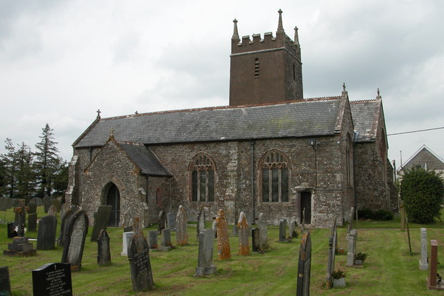 File:Ashreigney Church - geograph.org.uk - 171279.jpg - Wikipedia