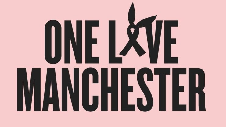Image result for one love manchester