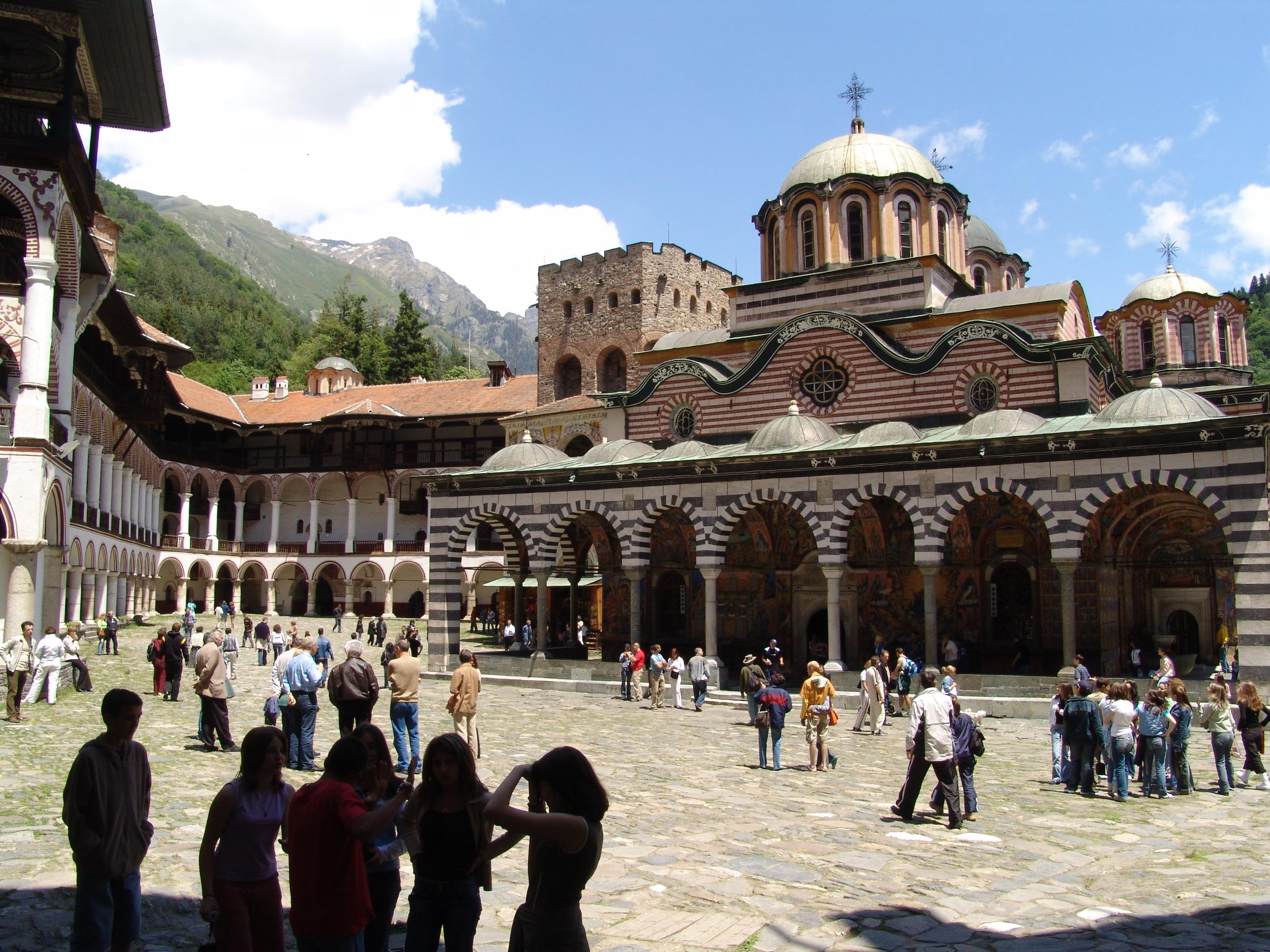 An der heutigen stelle stand der entstand. Liste Von Klostern In Bulgarien Wikipedia