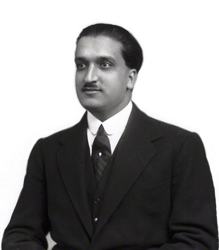 English: Sir Hari Singh Bahadur (1895-1961), M...