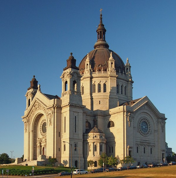 Cathedral of Saint Paul (Minnesota) - Wikipedia