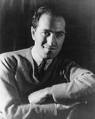 English: George Gershwin, 28 March 1937 Azərba...