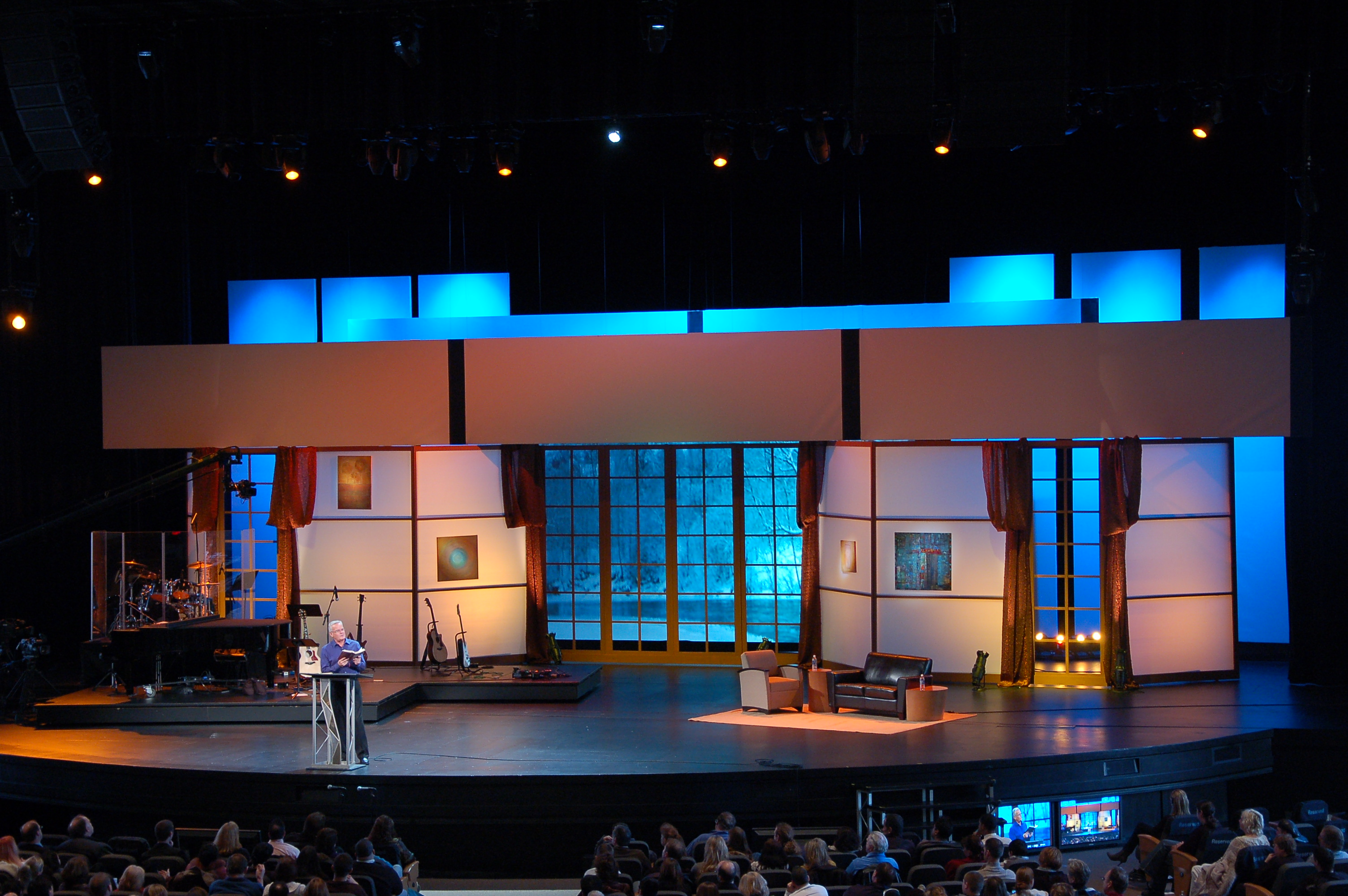 Set And Stage Design