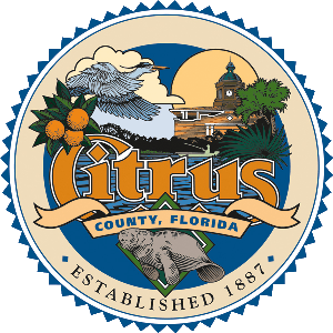 Seal of the Florida county