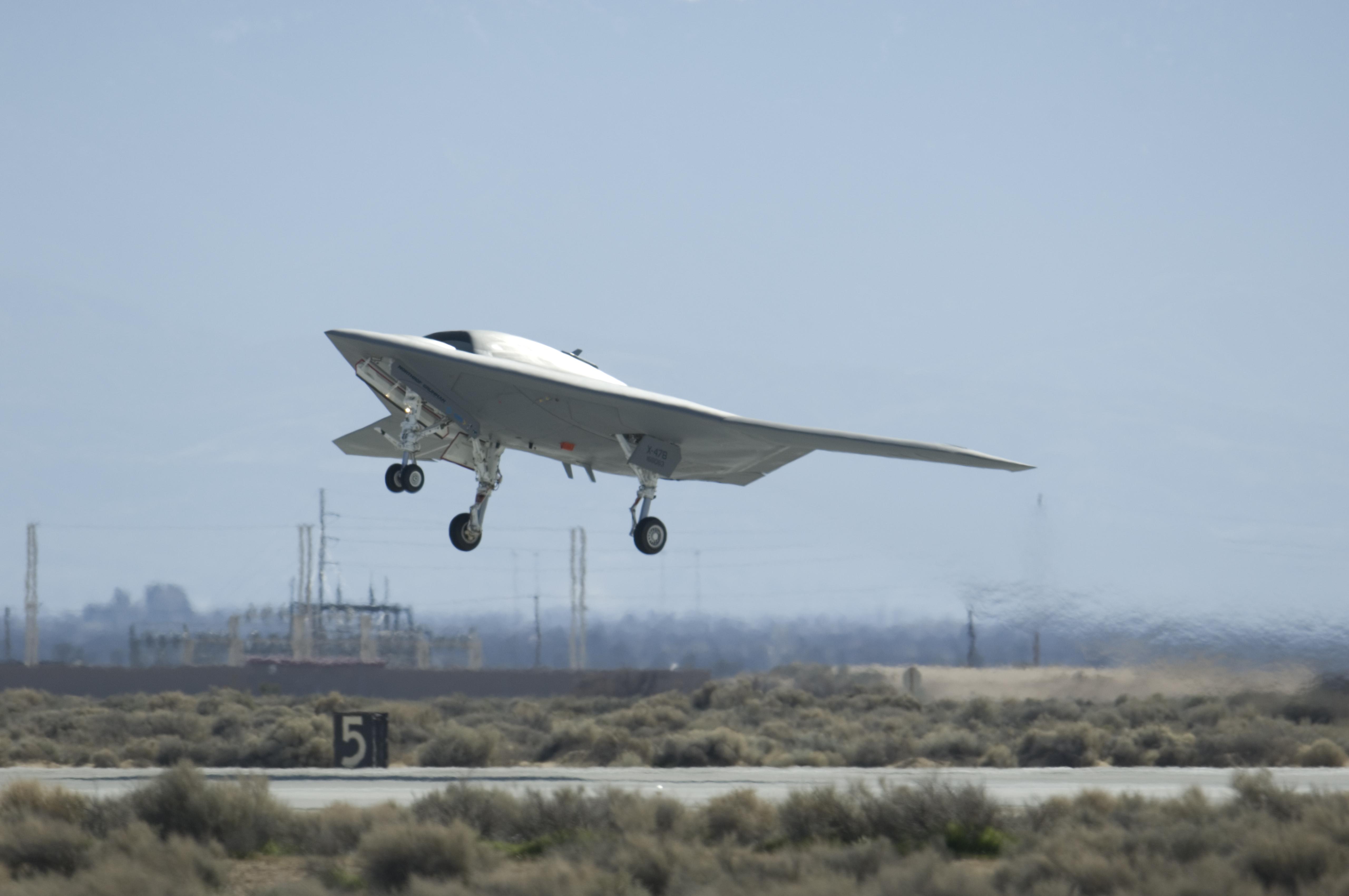 Autonomous Military Drone Raises Accountability Questions