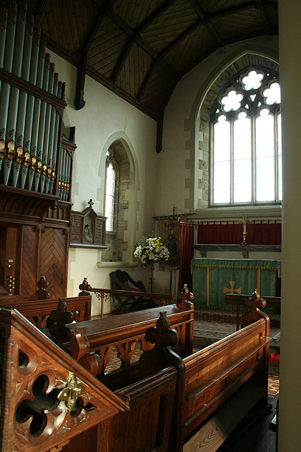 File:Ashreigney, St James's church - geograph.org.uk - 606492.jpg