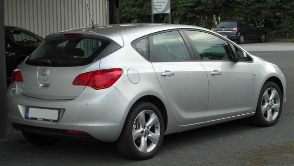 File:Opel Astra J rear 20100722.jpg