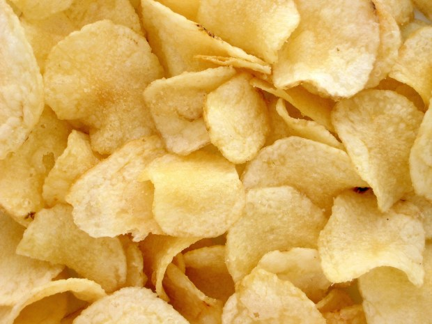 Potato chips inventions
